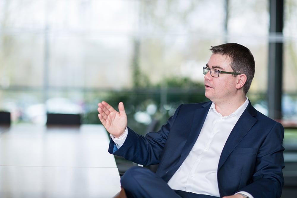 Rechtsanwalt Dr. Lars Jaeschke, LL.M. - Im Gespräch mit Mandanten